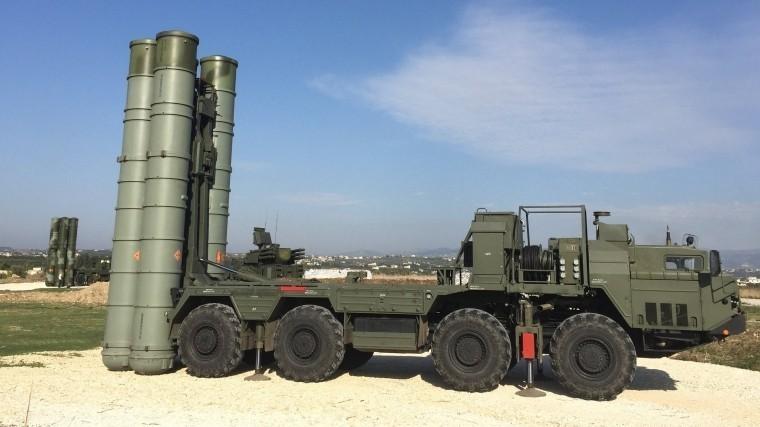 Российские военные заполучили комплекс С-400 раньше намеченного срока