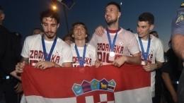 Сборная Хорватии отдаст наблаготворительность свои призовые завыход вфинал ЧМ