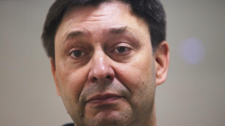 ВХерсоне арестованы квартира идва автомобиля журналиста Вышинского