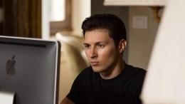 Дуров попал всписок самых влиятельных людей ввозрасте до40 лет