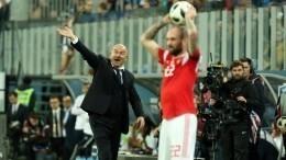 «Играли красиво!»— Путин похвалил Черчесова заподготовку футболистов кЧМ