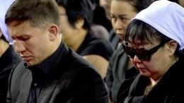 Казахстанский боксер Геннадий Головкин прилетел напохороны Дениса Тена