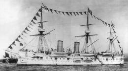 Корейские власти неразрешили подъем затонувшего крейсера «Дмитрий Донской»