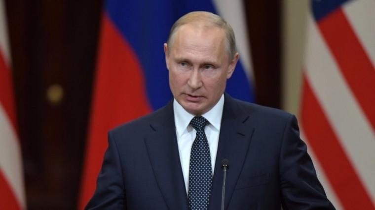 ВПентагоне одобрили возможный визит Путина вВашингтон