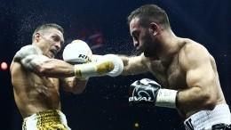 Усик победил Гассиева истал абсолютным чемпионом мира