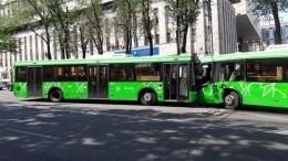 18 человек пострадали влобовом столкновении автобусов вАлма-Ате