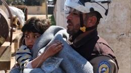 Стало известно, почему могливывезти сотрудников «Белых касок» изСирии
