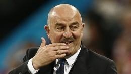 «Шаг вразвитии футбола»— эксперт ономинации Черчесова название тренера года