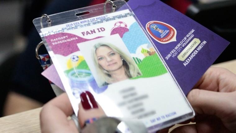 Впервом чтении Госдумой принят проект обезвизовом режиме въезда вРФпоFan ID