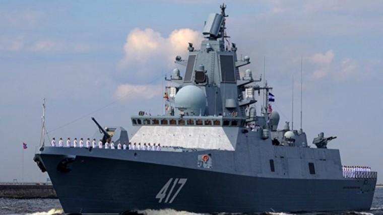 Назван «самый серьезно вооруженный корабль» вмире— ионроссийский