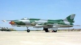 Стала известна модель сбитого Израилем сирийского самолета