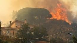 Сицилия вогне— видео
