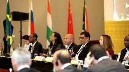 Как прошло открытие юбилейного саммита БРИКС вЙоханнесбурге— репортаж Пятого