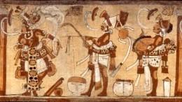 Пещеру срисунками индейцев майя обнаружили вМексике