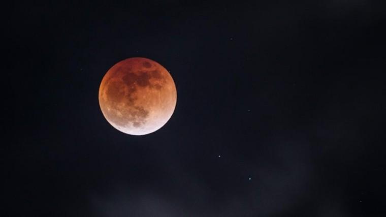 Чем нам грозит Кровавая Луна навыходных?