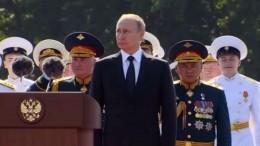 ВМФ получит 26 новейших кораблей в2018 году— Путин