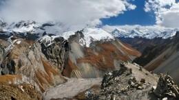 Опубликовано одно изпоследних сообщений заблокированного вГималаях альпиниста