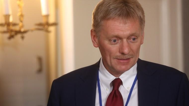 Песков заявил, что ставил насборную Испании перед матчем сРоссией наЧМ-2018