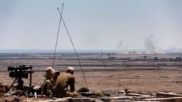 Сирийская армия взяла под контроль линию разъединения сИзраилем наГоланах