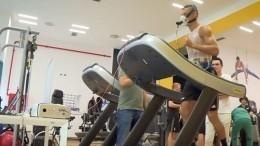 Видео: Криштиану Роналду провел первую тренировку в«Ювентусе»