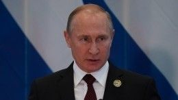 Путинпровел рабочую встречу сврио губернатора Красноярского края