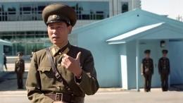 Американская разведка обнаружила вКНДР следы производства новых ракет