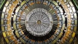 Успешный эксперимент— удалось разогнать ядра свинца вадронном коллайдере