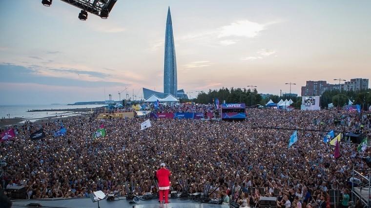 Организаторы фестиваля «VKFest 2018» подвели итоги исосчитали свою аудиторию