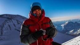 Друг спасенного альпиниста Гукова: яблагодарен пилотам пакистанской армии!