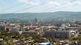 Больше сотни жителей красноярской пятиэтажки эвакуированы из-за угрозы обрушения