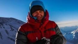 «Явпечатлен народом Пакистана!»— спасенный альпинист дал интервью вбольнице