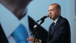 Эрдоган готов ратифицировать закон овосстановлении смертной казни