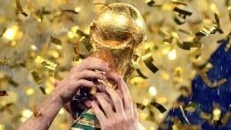 Англия хочет подать заявку напроведение Чемпионата мира пофутболу в2030 году