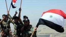 Сирия сбила два израильских беспилотника