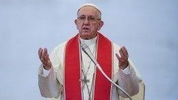 Папа римский назвал смертную казнь недопустимой