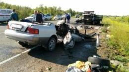 Пятеро погибли встрашной аварии вБурятии