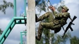 Российские разведчики установили рекорд наАрмейских играх