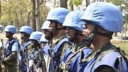Миротворцы ООН вернулись наГоланские высоты