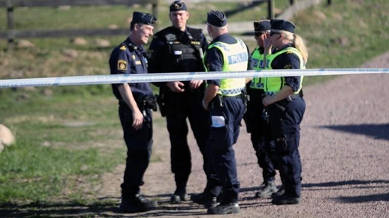 ВШвеции полицейские спутали игрушку спистолетом изастрелили человека
