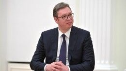 Президент Сербии назвали причину обострения кризиса вКосово