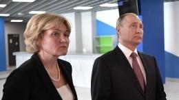 «Небудем затягивать»— Путин осоздании вСевастополе нового культпространства