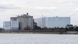 ВоФранции из-за аномальной жары остановлены четыре ядерных реактора АЭС