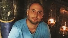 Опубликовано видео сместа гибели сына «оружейного барона» Хубутии