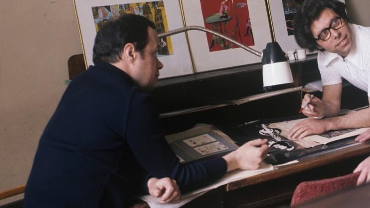 Режиссер «Простоквашино» рассказал,почему Аркадий Шер немог рисовать перед смертью