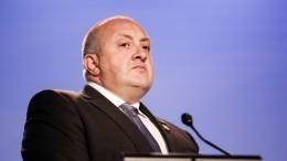 Президент Грузии нашел виновных впотере Абхазии иЮжной Осетии