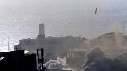 Более100 военных целей движения ХАМАС атаковал Израиль всекторе Газа