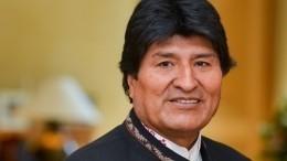 Регалии президента Боливии украли изавто напарковке уборделя