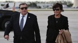 Мать иотец Мелании Трамп стали гражданами США