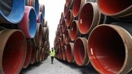 Nord Stream 2 АGготовится обогнуть Данию
