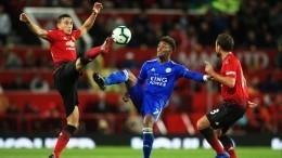 «Манчестер Юнайтед» 2:1 «Лестер Сити»— пенальти Погба навидео